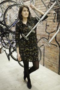 Style Indigo Japanese-Inspired shirt dress