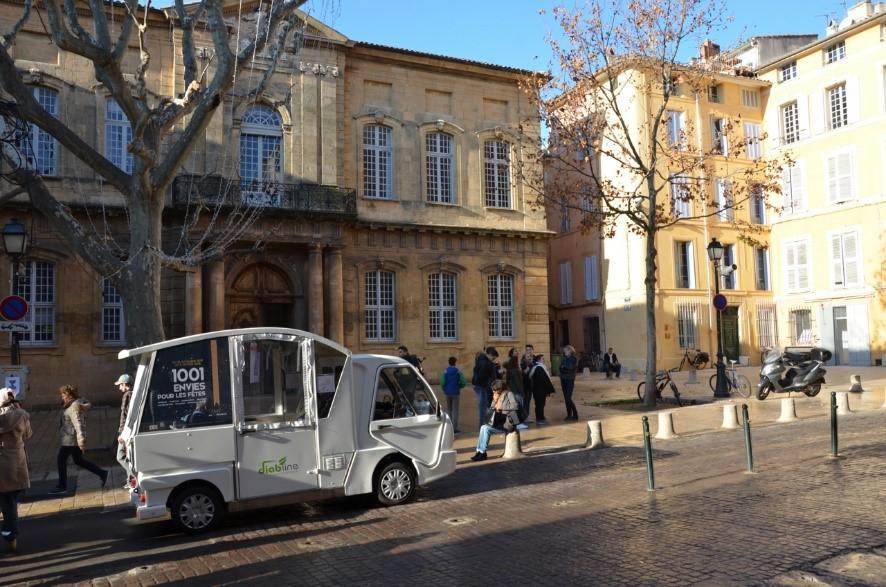 Marseilles electric cars