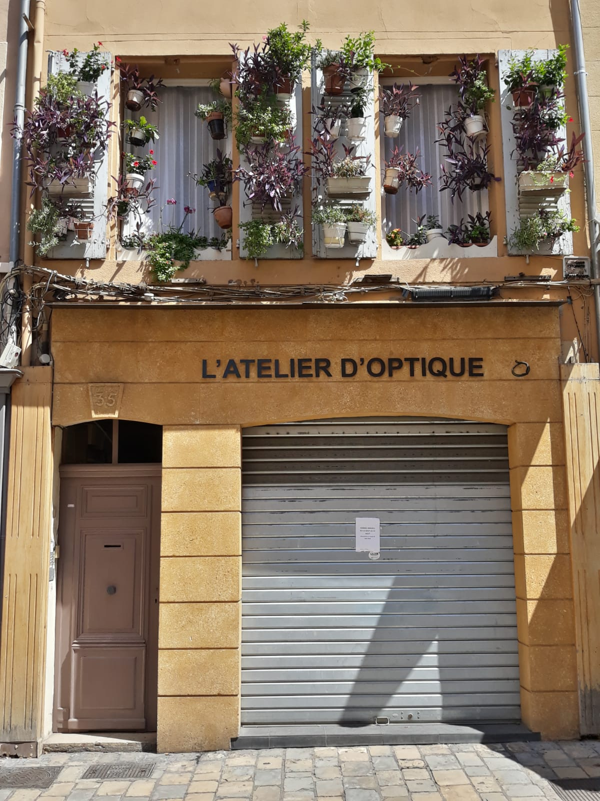 Marseilles traditional business